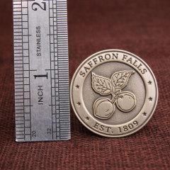 Saffron Falls Lapel Pins