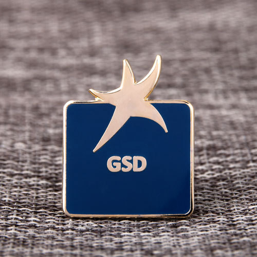 Gold Star Lapel Pins