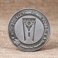 Habitat for Humanity Custom Coins