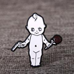 Litter Boy Lapel Pins