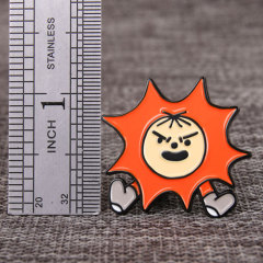Cartoon Lapel Pins