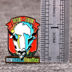 Mexico Film Office Lapel Pins