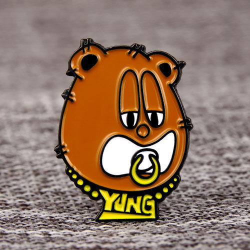 Garfield Lapel Pins