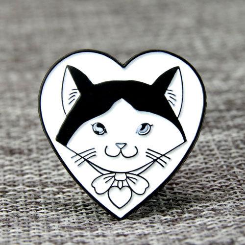 Cat Custom Lapel Pins