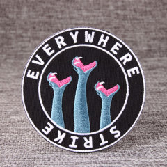 Everywhere Custom Patches