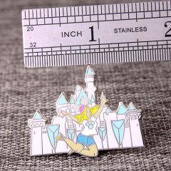 Dancing Girl Lapel Pins