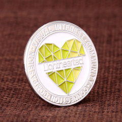 Lighthearted Lapel Pin