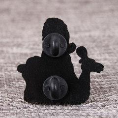 Monster Custom Enamel Pins