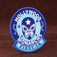 Hollywood Cheap Custom Patches