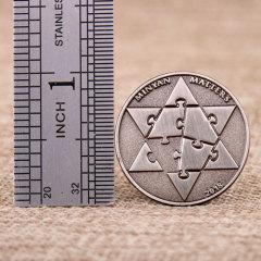 Minyan Custom Pins