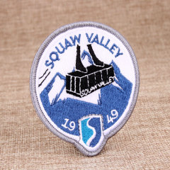 SQUAW Personalized Patches