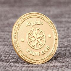 Pride Club Lapel Pins
