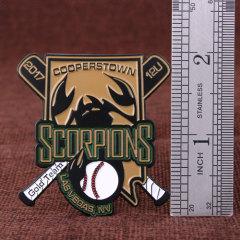 Las Vegas Scorpions Trading Pins