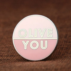Olive You Lapel Pins