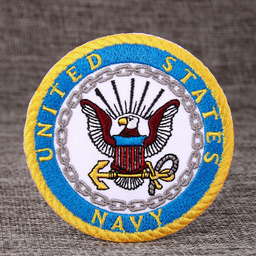 United States Custom Patches