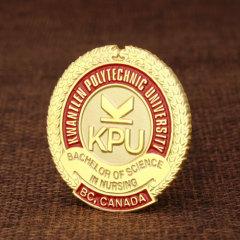 KPU Custom Pins