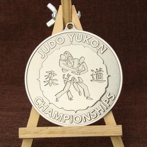 Judo Yukon Sports Medals