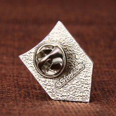 Ghost Face Lapel Pins
