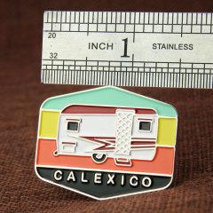 Calexico Lapel Pin