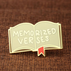 Memorized Verses Lapel  Pins