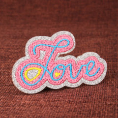 Love Embroidered Patches For Sale