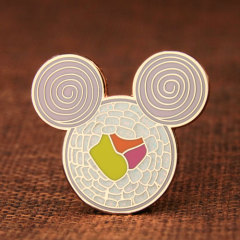 Mickey Mouse lapel pins