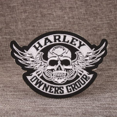 Harley Custom Patches For Clothes