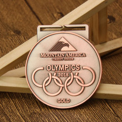 Mountain America Credit Union Custom Medals
