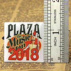 Music Man Lapel Pins