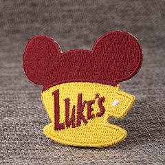 Luke's Custom Patches