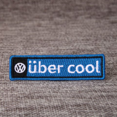 Uber Cool Custom Made Patches