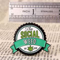 Social Lapel Pins
