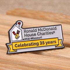 Ronald McDonald House Charities Pins