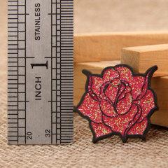 Rose Enamel Pins