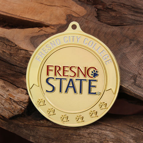 Fresno City College Award Medals