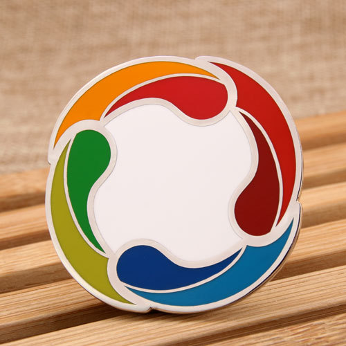 7 Colors Challenge Coins