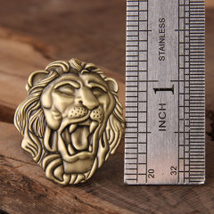 Lion Custom Pins