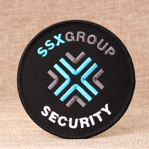 Security Custom Made Patches