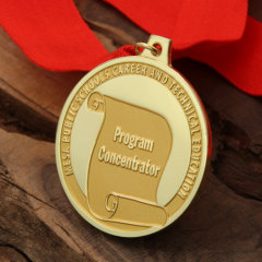 CTE Concentrator Custom Medals