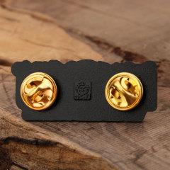 Antique Brass Lapel Pins