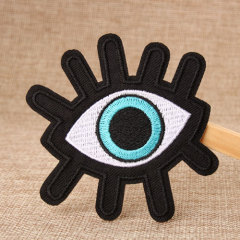 Big Eye Custom patches