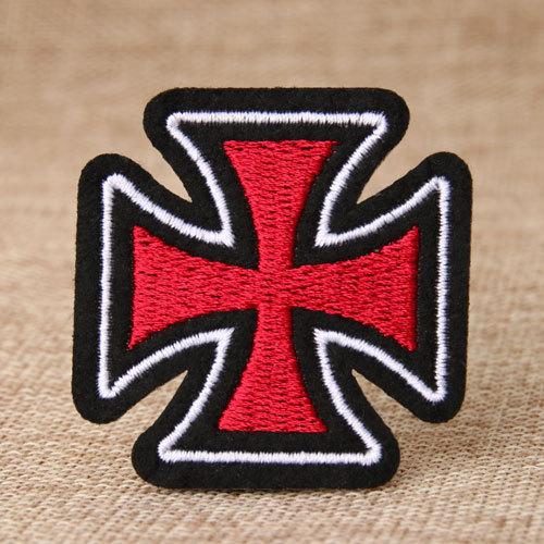Cross Custom Patches