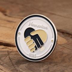 Humanism Custom Pins
