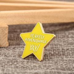 Star Custom Pins