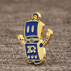 Robot Lapel Pins