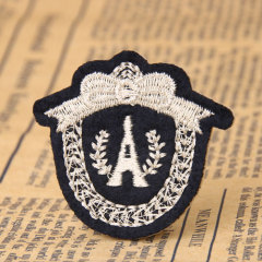 A Custom Embroidered Patches