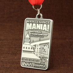 NAA Excellent Custom Award Medals