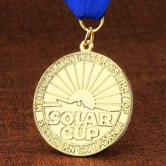 Solar Cup Award Medals