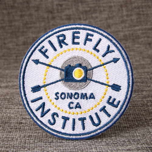 Firefly Custom Made Patches