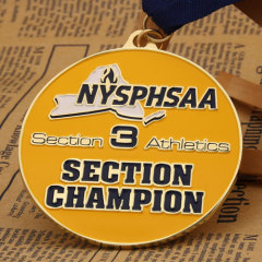 Nysphsaa Section 3 Running Medals